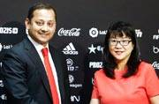 Anil Murthy to replace Chan Lay Hoon as Valencia president in July