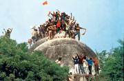 Babri Masjid demolition: Supreme Court restores conspiracy charges against LK Advani, MM Joshi, Uma Bharti