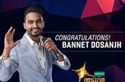 Bannet Dosanjh wins Rising Star, takes home prize money of Rs 20 lakh