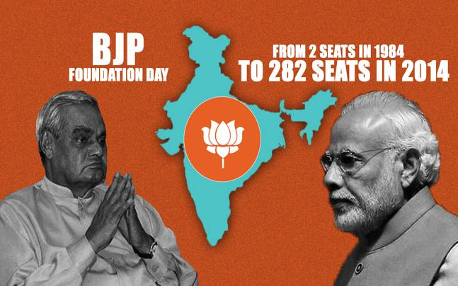 BJP Foundation Day