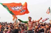 BJP is headed for a landslide victory in 2017 MCD election.