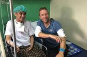 When Chris Martin met a cancer-struck fan right before a concert