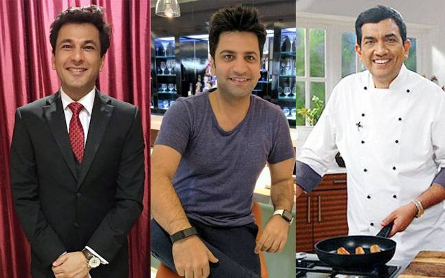 Pictures courtesy: Instagram/vikaskhannagroup; chefkunal; Twitter