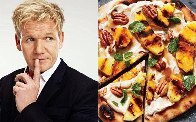 Youll Totally Relate To Gordon Ramsays Feelings About Pineapple
