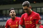 Roberto Firmino on target against West Brom as Liverpool climb to third