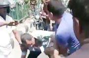 Delhi: Video shows IAF officer being thrashed by mob, police arrests 3 suspects