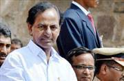 Telangana CM K Chandrasekhar Rao elected as TRS chief for 8th time