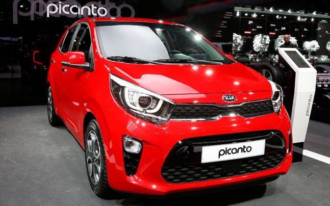 Kia Motors Likely To Set Up Their Manufacturing Plant In Andhra