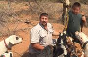 Karma is a crocodile: South African hunter, known for killing exotic wild animals, eaten by crocodiles