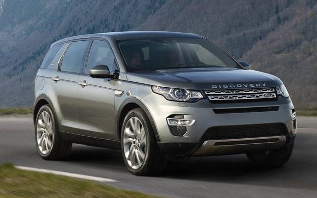 Jlr Slash Prices Of Land Rover Discovery Sport Range Rover Evoque