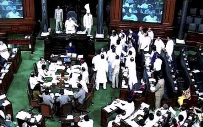 Congress to corner govt over Kulbhushan Jadhav in Lok Sabha