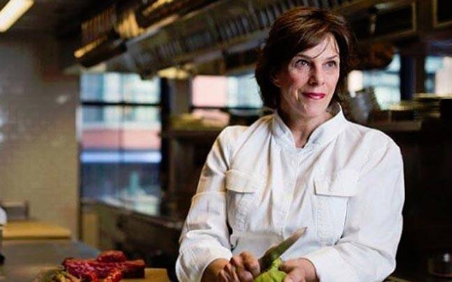 Barbara Lynch is the only chef to make it to the Time's 100 Most Influential People list this year. Picture courtesy: Instagram/barbaralynchbos