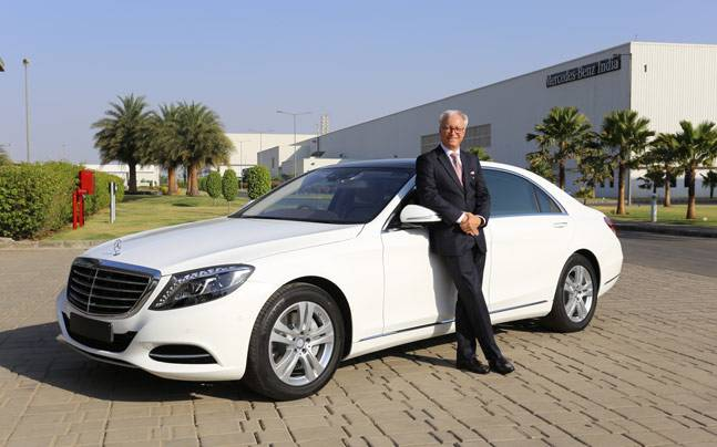 Mercedes Launch S Class Connoisseur S Edition In India At Rs 1 21
