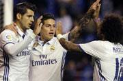 Real Madrid, Barcelona still neck and neck after big wins
