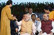 Mission 2019: NDA parties pass resolution to fight 2019 election under PM Modi