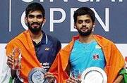 I dreamt of winning a big tournament someday, I've got one now: Sai Praneeth