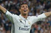 Cristiano Ronaldo becomes first to score 100 Champions League goals: Here