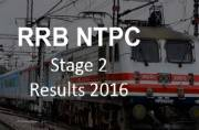 RRB NTPC Stage 2 CBT Results 2016: To be out soon at rrb.gov.in