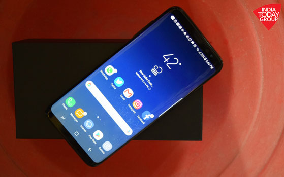 Samsung Galaxy S8, Galaxy S8+ quick review: To infinity and beyond