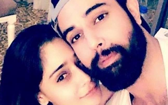 Sara Khan and Noor Hassan.