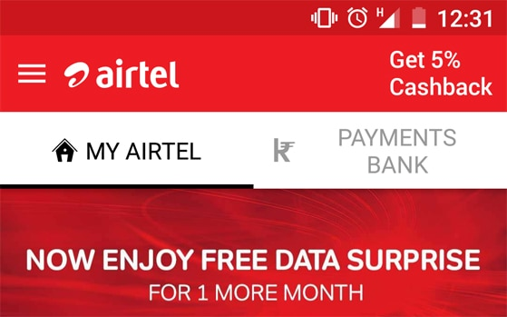 Airtel offers 10GB more free data to postpaid users to counter Jio