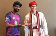 IPL 2017: Steve Smith speaks Marathi to woo Rising Pune Supergiant fans