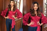 Shilpa Shetty's cheat day meals are more tempting than yours will ever be