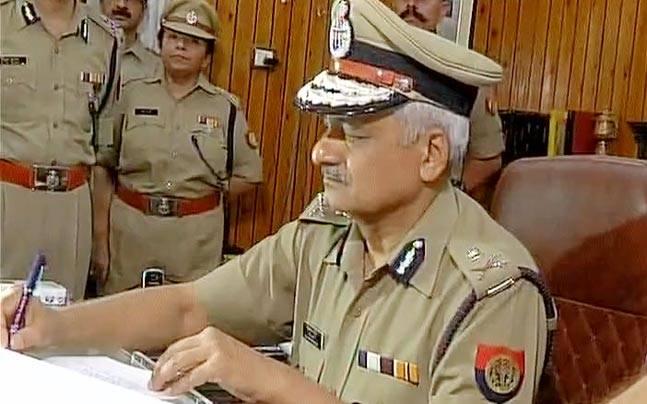 New Uttar Pradesh DGP Sulkhan Singh