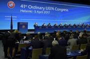 UEFA approves term limits for top officials