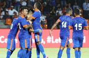 FIFA Rankings: India break into top 100 after 21 years