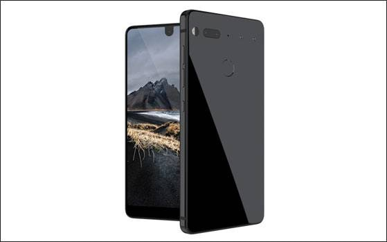 essential ph 1 meet the new bezel less smartphone made by android