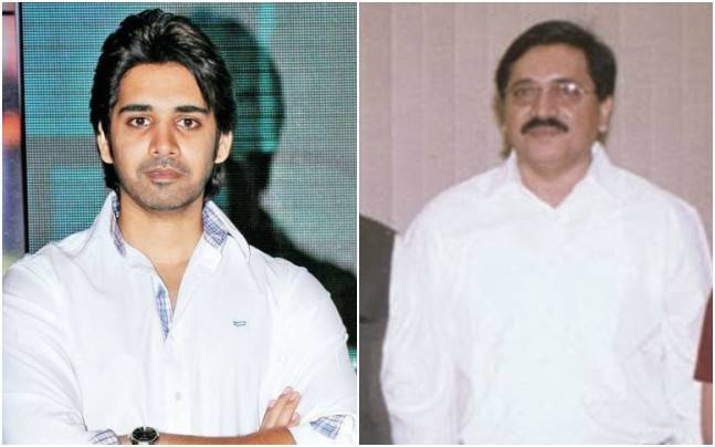 Sushanth's father passes away