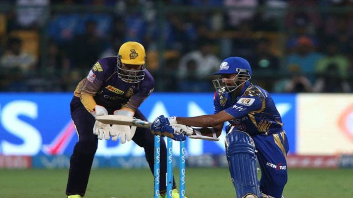 IPL 2017, MI vs KKR Highlights: How Krunal, Karn helped