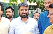 AAP crisis: 14 district incharges of party shuffled, Amanatullah gets rewards of suspension