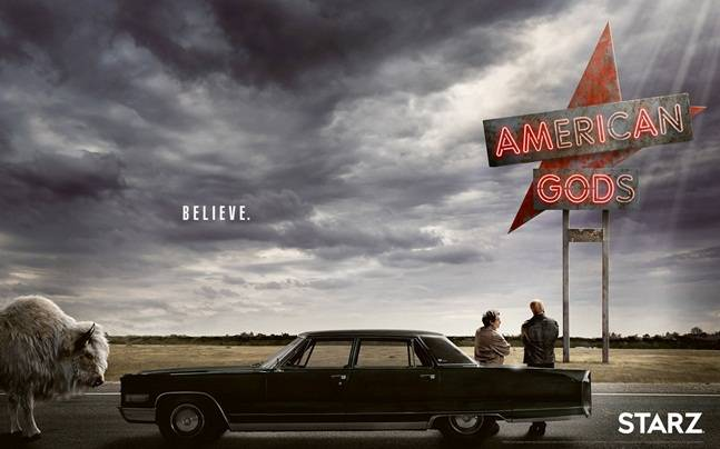 American Gods review: You will not say 'the book was better