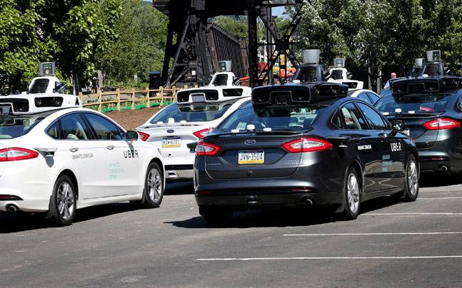 New York To Allow Self Driving Vehicle Testing Governor Auto News