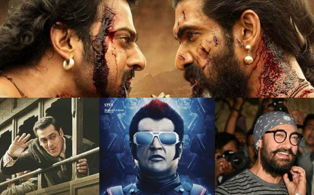 box office collection of thugs of hindustan day 2