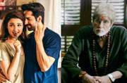 Sarkar 3 vs Meri Pyaari Bindu box-office collection: Ayushmann-Parineeti's film scores over Big B-RGV's political thriller