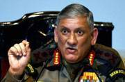 Army chief Bipin Rawat on Kashmir unrest: Wish protesters fired at us instead of pelting stones