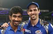 Australia legend Mitchell Johnson in awe of young Mumbai Indians pacer Jasprit Bumrah