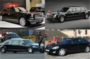 Which head of state has the most expensive vehicle of choice?