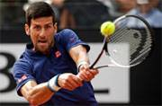 Novak Djokovic sets up Italian Open final against rapidly rising Alexander Zverev