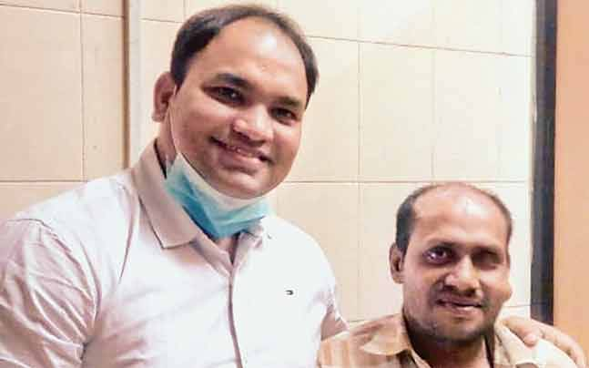 Ram vilas with doctor