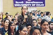 Delhi University to open up 2,000 seats for popular courses