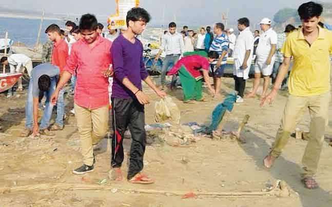 Clean Ganga project