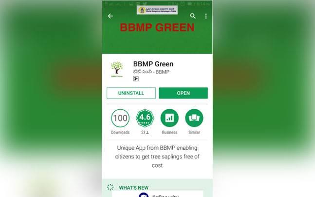 BBMP GREEN