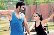 Shraddha-Arjun played basketball with professionals in 40 degrees: Half Girlfriend cinematographer