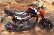 This Honda Navi to KTM Duke makeover is the best thing you'll see today