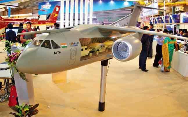Multirole Transport Aircraft prototype