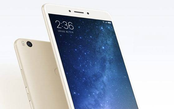 1f51b5df756 Xiaomi launched the successor to its 6.44-inch super-sized Mi Max phablet  on Thursday